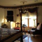 Victorian Rose bedroom