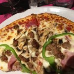 pizza fine