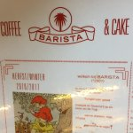 Photo of Barista Coffee and Cake
