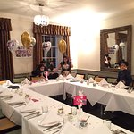 50 anniversary party room