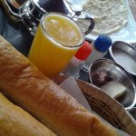 Breakfast at Hotel Tamana!