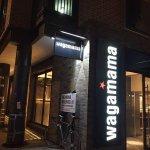 Love dean street wagamama