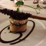 Opéra de Foie Gras Cacao amer ; délicat et savoureux