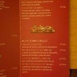 Precios Room Service