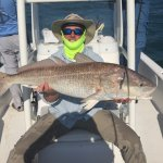 Big reds with Captain Mike