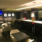 Club lounge - great for breakfast and happy hour.