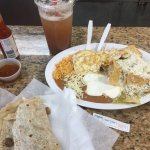 Very good Great Mexican breakfast, tacos and ...more, service very Good !