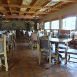 Dining room at Los Caballeros