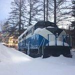 Snowed inn!