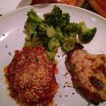 Carrabba's Italian Classic( Chicken Parmesan & Lasagne