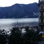 View from common area facing Lake Lugano