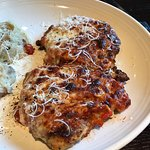 Chicken Parmesan at Carrabba's in Cool Springs