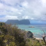 View from Kim's Lookout/Malabar trail