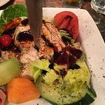 My pretty and delicious Grilled Chicken Salad