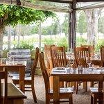 Outdoor Dining at Blaxland Inn