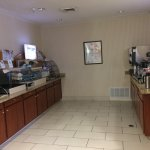 Foto di Holiday Inn Express Houston Bush Intercontinental Airport East