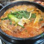 Jar Pork Back-Bone Stew