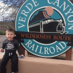Verde Canyon Railroad Foto