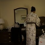 Nice room with kimono bathrobes