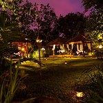 Garden and Jahe Restaurant