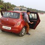 muzhappilanghad drive in beach