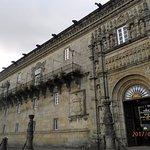 Photo de Parador Hostal Dos Reis Catolicos Restaurant