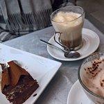 Caffe del professore & Caffe al bacio di dama