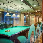 Sherwood Residence - Snooker Pool Table