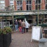 """Restaurant """"Onder de Linden""""."""