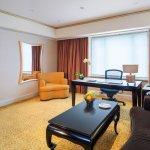 Statesman Suite - Living Room