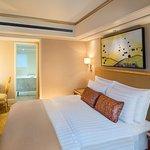 Statesman Suite - Bedroom