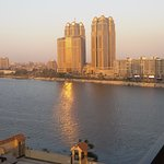 View of River Nile from the Balcony