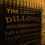Photo de Dillons Bar & Restaurant