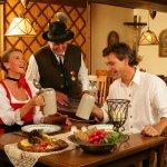 Bayerische Gastlichkeit