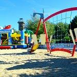 Jeux pour les enfants Camping Port'land