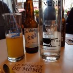 Bière bretonne locale