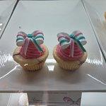 White Chocolate Raspberry Cheesecake cupcakes.