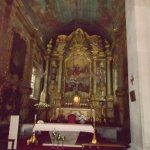 Our Lady of Monte altar