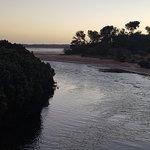 Screw creek estuary