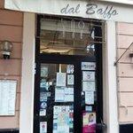 Ingresso Pizzeria Ristorante Dal Baffo