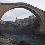 Famous Mostar Bridge