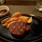 Steak set dinners