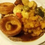 The Western's Sunday Carvery!