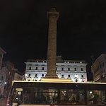Roma da bir anıt