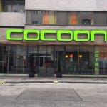 Cocoon Stachus Foto