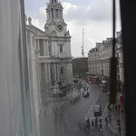 View of St Paul's from our room!