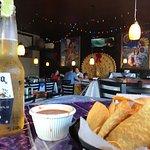Dining room at Guatemex