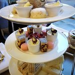 Traditional afternoon tea.