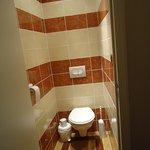 WC séparé chambre 61