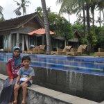 Bayshore Villas Candi Dasa Foto
